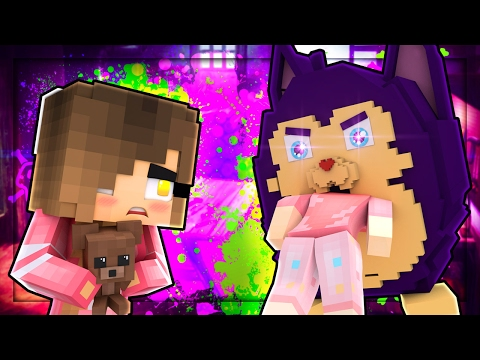 Minecraft Tattletail - SHE GETS EATEN BY TATTLETAIL!! (Minecraft Roleplay)