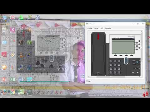 Configuration Voice Over Internet Protocol #3