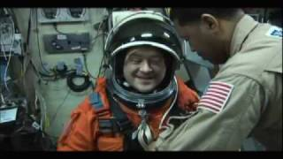 Astro Mike Goes Behind The Scenes of STS-130