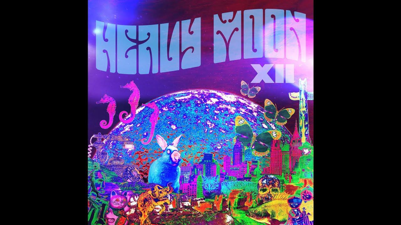 "New Trippy Space Wallpaper Dodskypict: HEAVY MOON ""12"" (New Full Album) 2018 Progressive"