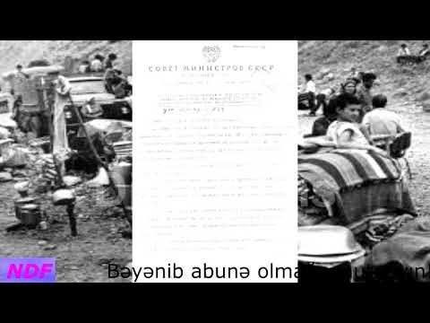 Депортация азербайджанцев из Армении (1947—1950)