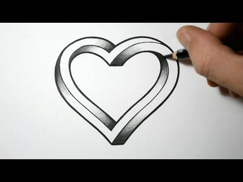 Thumbnail: How to Draw an Impossible Heart