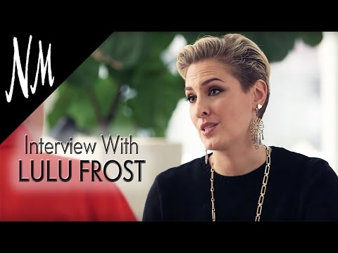 Lulu FROST Jewelry: Interview with Lisa Salzer  Neiman Marcus