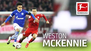 The Story of Weston McKennie From American Football To The Bundesliga