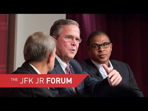A Conversation with Jeb Bush