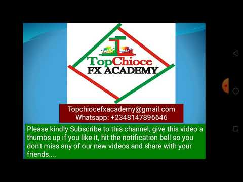 Forex Trading for Beginners #1: what is the forex market  by Topchioce Fx Academy
