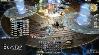 FFXIV HW: Alexander (Savage) Floor 3 World First - Elysium