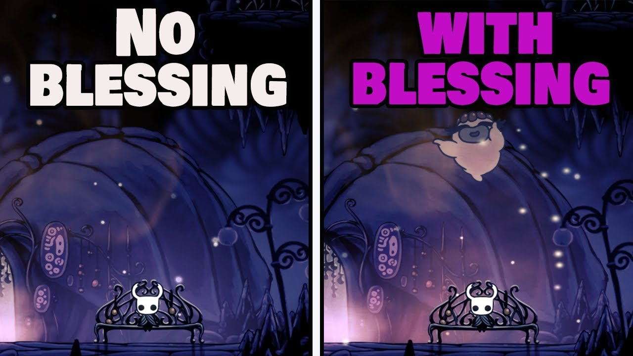 Hollow Knight Salubra S Blessing Youtube
