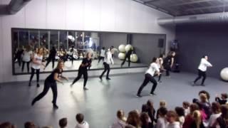 opendeurdag Da Jump 2017 fun dance