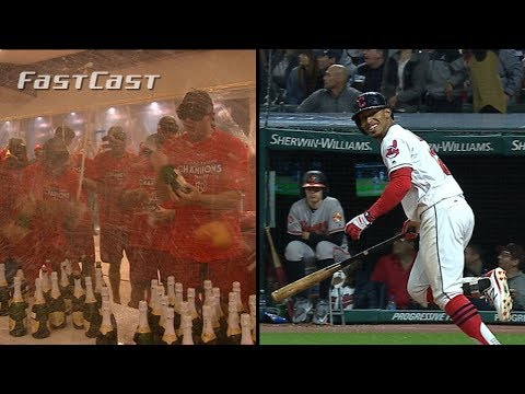 MLB.com FastCast: Nationals clinch NL East 9/10/17