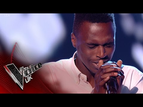Mo Adeniran performs 'Iron Sky': Blind Auditions 1 | The Voice UK 2017
