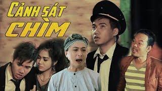 Phim Hài Cảnh Sát Chìm - Phạm Trưởng, Hứa Minh Đạt, Long Đẹp Trai | Hài Tuyển Chọn 2017