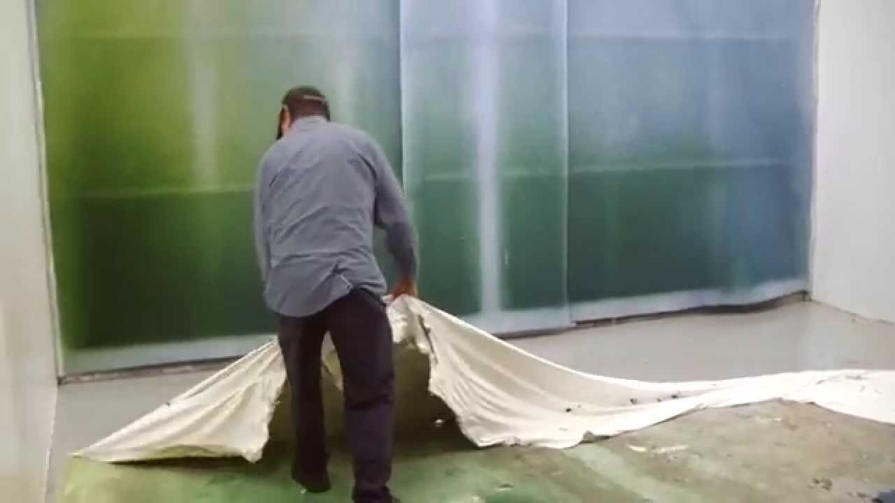Carbicote Floor Strippable For Spray Booth Floor