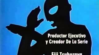 Ultraman Intro Español ( Mexico )