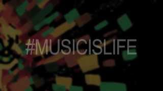 Riddim - Music is life (lyric video)