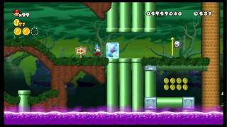 Newer Super Mario Bros. Wii - World 9 - Special World and Yoshi's House