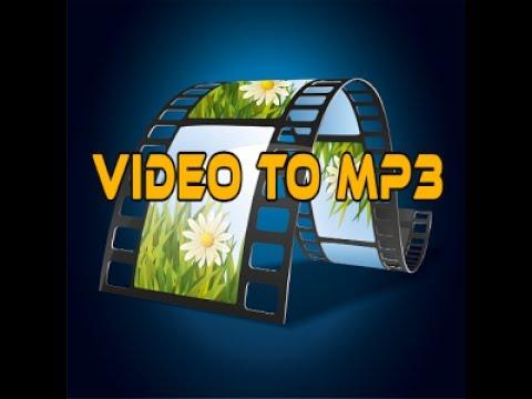 how to convert Video2Mp3/how to convert video to audio