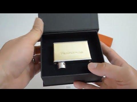Kết quả hình ảnh cho NuForce HeadAmp,USB DAC  uDAC 2 Signature Gold Edition