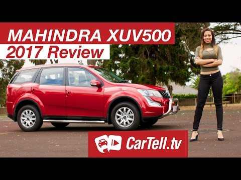 2017 Mahindra XUV500 - Review