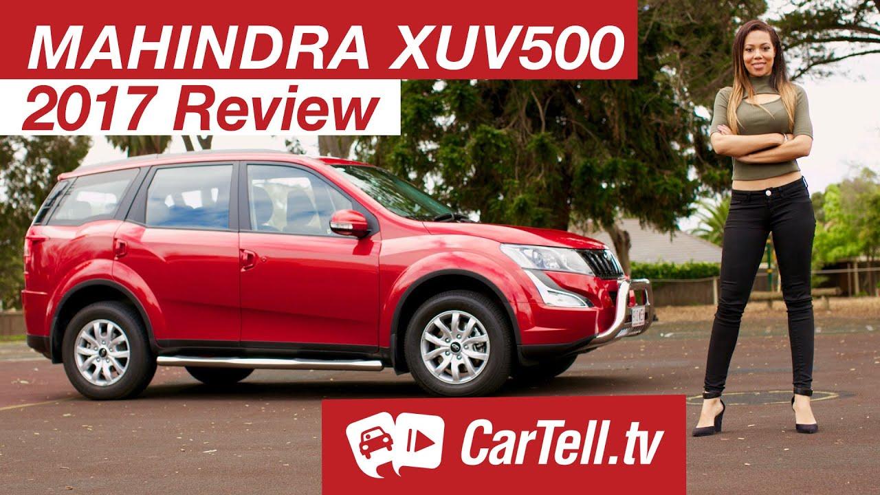 2017 mahindra xuv500 review youtube