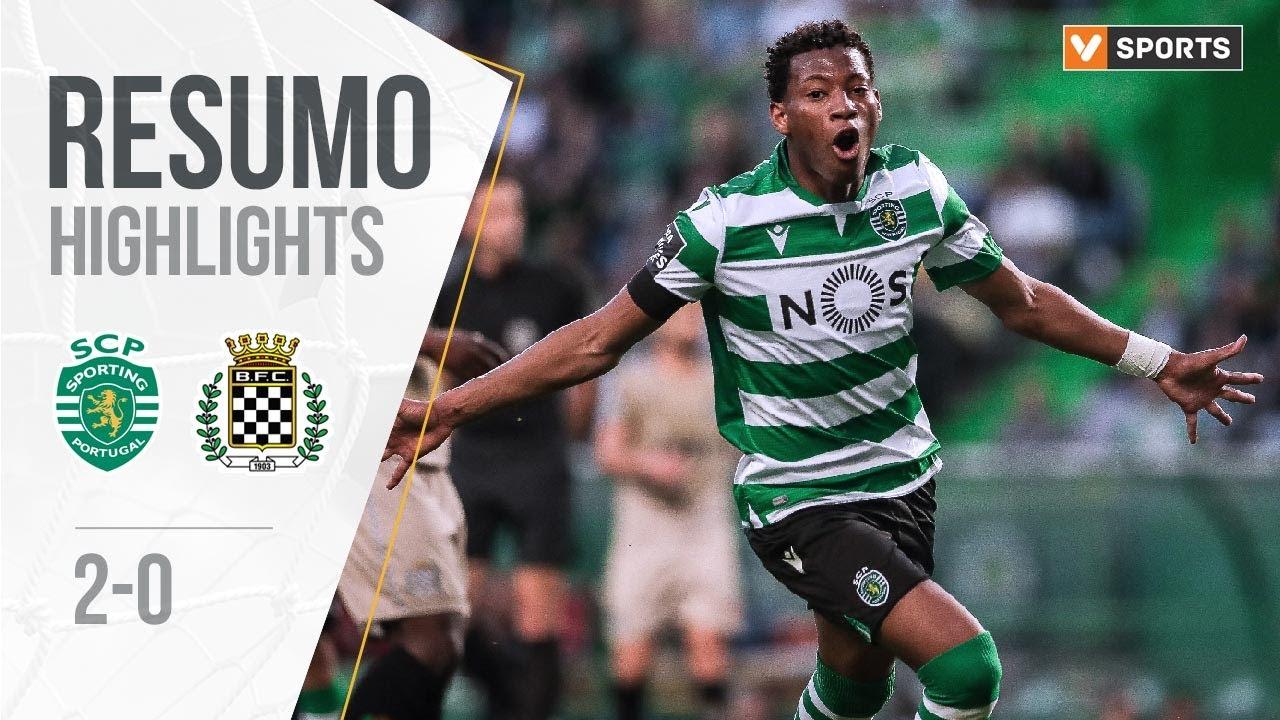 Highlights   Resumo: Sporting 2-0 Boavista (Liga 19/20 #22)
