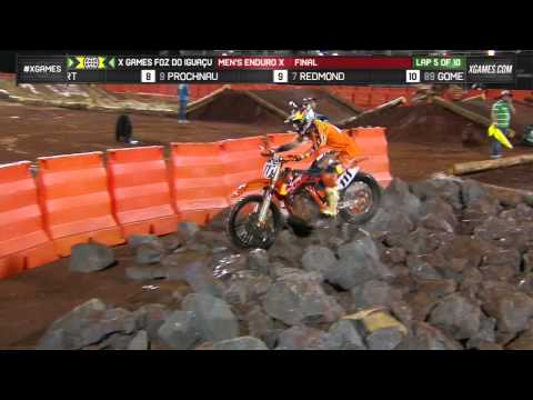 Men's Enduro X Final - ESPN X Games