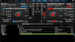 DJ GMARGGS SAMPLE VIDEO - VIRTUAL DJ - VDJ - EXAMPLE