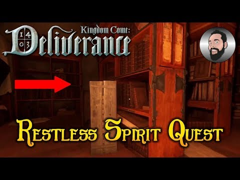 Restless Spirit Quest - Getting In The Monastery | Kingdom Come: Deliverance