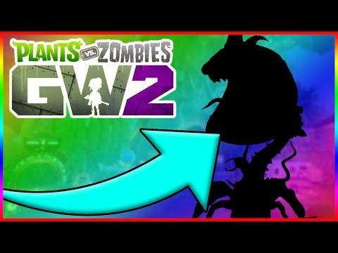 This Character Is Now Good?! Plants vs Zombies Garden Warfare 2