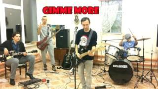GIMME MORE - Плачет девушка в автомате ( cover )