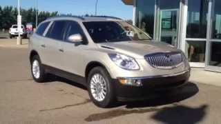 Pre Owned 2011 Buick Enclave CX for sale in Medicine Hat