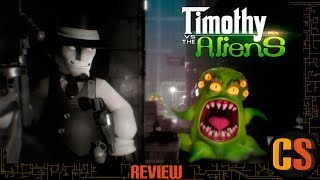 TIMOTHY VS THE ALIENS - PS4 REVIEW