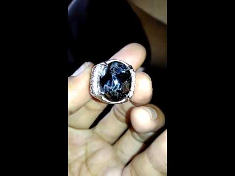 Pietersite gemstone indonesia mining