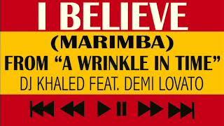 Latest iPhone Ringtone - I Believe Marimba Remix Ringtone - DJ Khaled