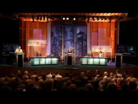 Two Cheers for SuperPACs- Debate Edited for WNET PBS-Intelligence Squared U.S.