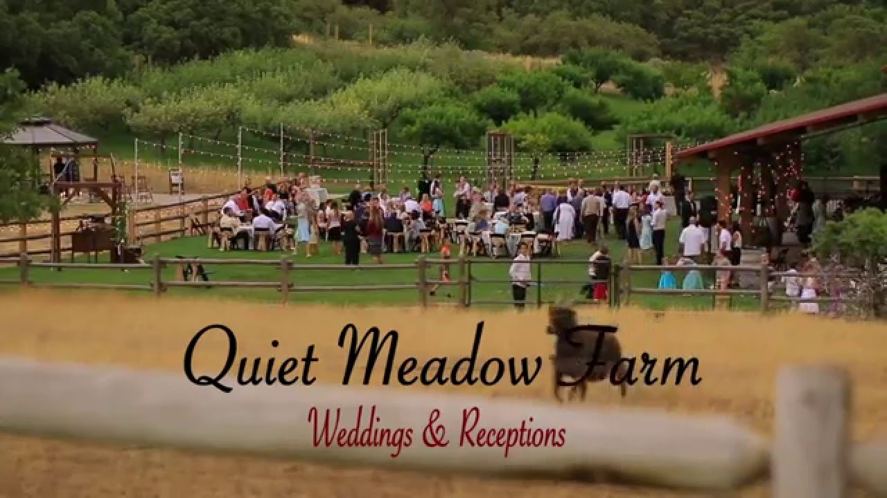 Quiet Meadow Farms Weddings And Receptions At The Barn Wedding