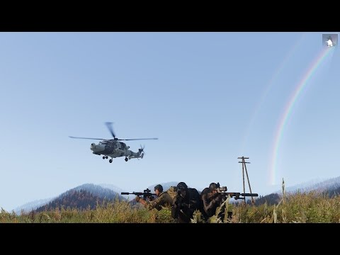 ArmA 3 Milsim Traning Household Division UK
