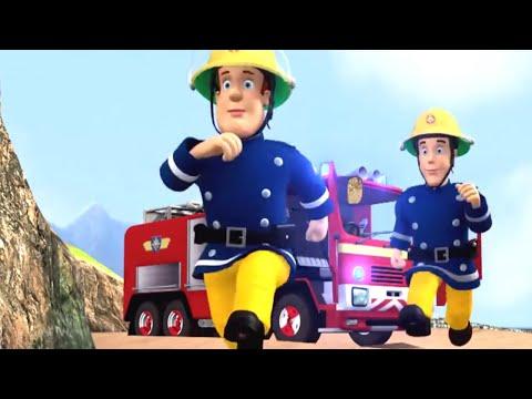 Fireman Sam New Episodes 🔥Fire On The Beach  🚒 Fireman Sam Collection 🚒 🔥 Kids Movies