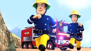 Fireman Sam New Episodes 🔥Fire On The Beach  🚒 Fireman Sam Collection 🚒 🔥 Kids Movies