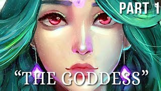 [Speedpaint] THE GODDESS KASUMI Part 1 (Paint Tool SAI)