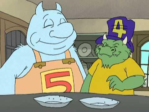 Seven Little Monsters - A Monster's Best Friend