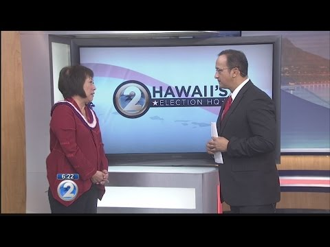 COLLEEN HANABUSA WILL BE RETURNING TO CONGRESS