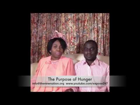 The Purpose of Hunger