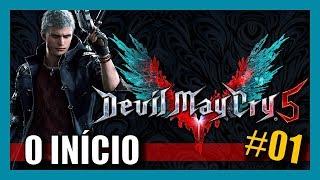 ÍNICIO DE GAMEPLAY DE UM NOVO DMC DEPOIS DE MAIS DE 10 ANOS DE ESPERA - #01