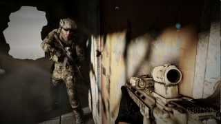 Medal of Honor Warfighter E3 Extended Single Player Play Through