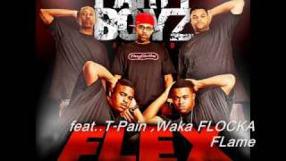 Party Boyz - Flex (Remix) Feat. T -pain ,Waka Flocka Flame
