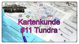 World of Tanks Kartenkunde: #11 Tundra