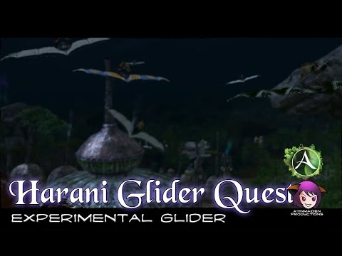 ★ ArcheAge ★ - Harani Glider Quest