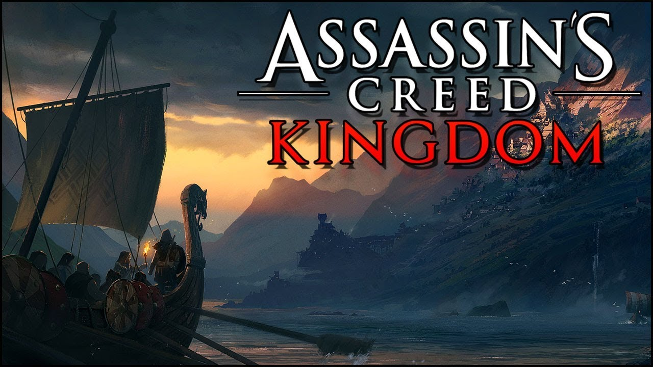 ASSASSIN'S CREED KINGDOM - ALLES was wir wissen - Nächstes Assassin's Creed 2020 thumbnail