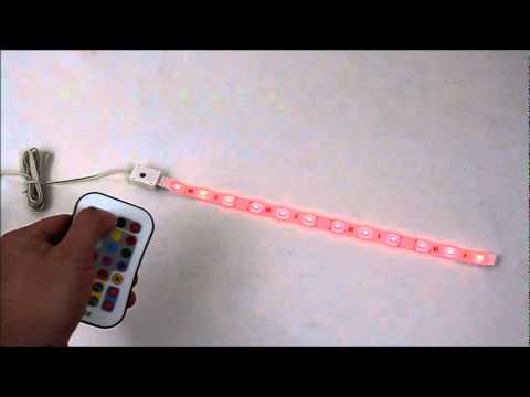 Danger Den LED Lightstrip with Remote Review